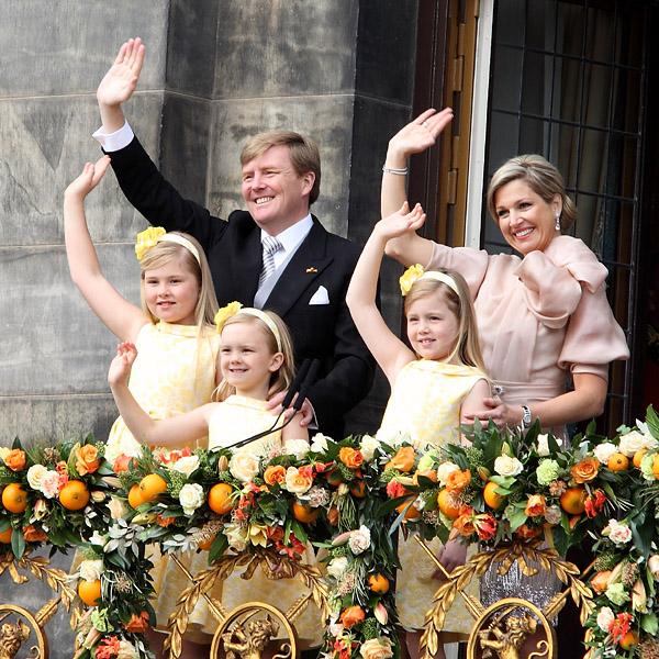 AMSTERDAM-THE CORONATION-WILLEM ALEXANDER