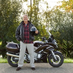 Ron Brandsteder - portret