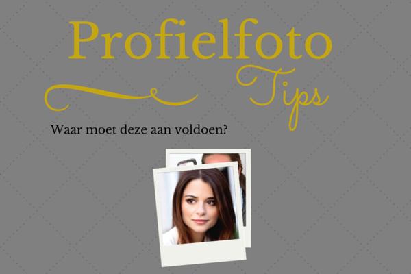 Profielfoto maken tips