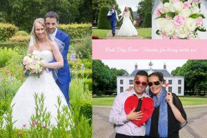 photobooth bruiloft huwelijk feestavond