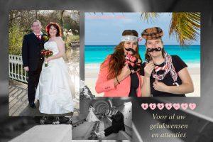 Greenscreen Bruiloft photo booth huwelijk feestavond