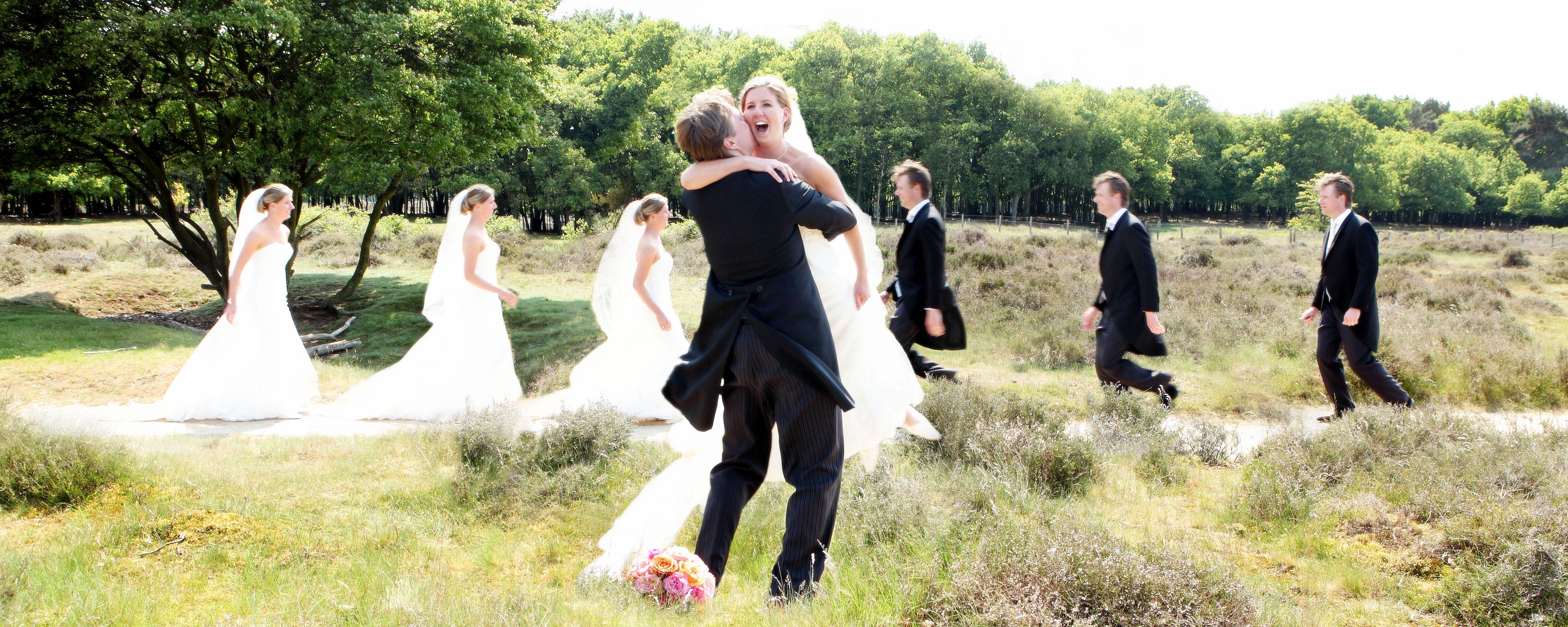 trouwreportage trouwfotograaf