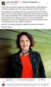 recensie portretfotograaf amsterdam