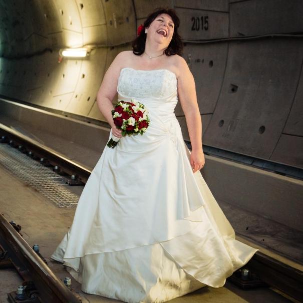 Bruiloft Noord zuid lijn