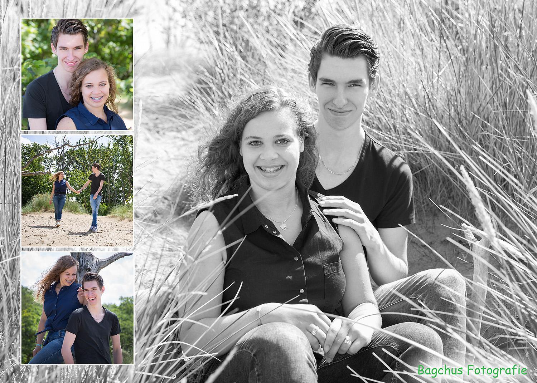 koppel loveshoot familiefoto verlovingsshoot