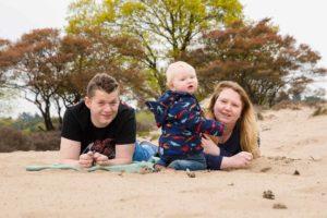 familiefotograaf gezinsfotografie hilversum
