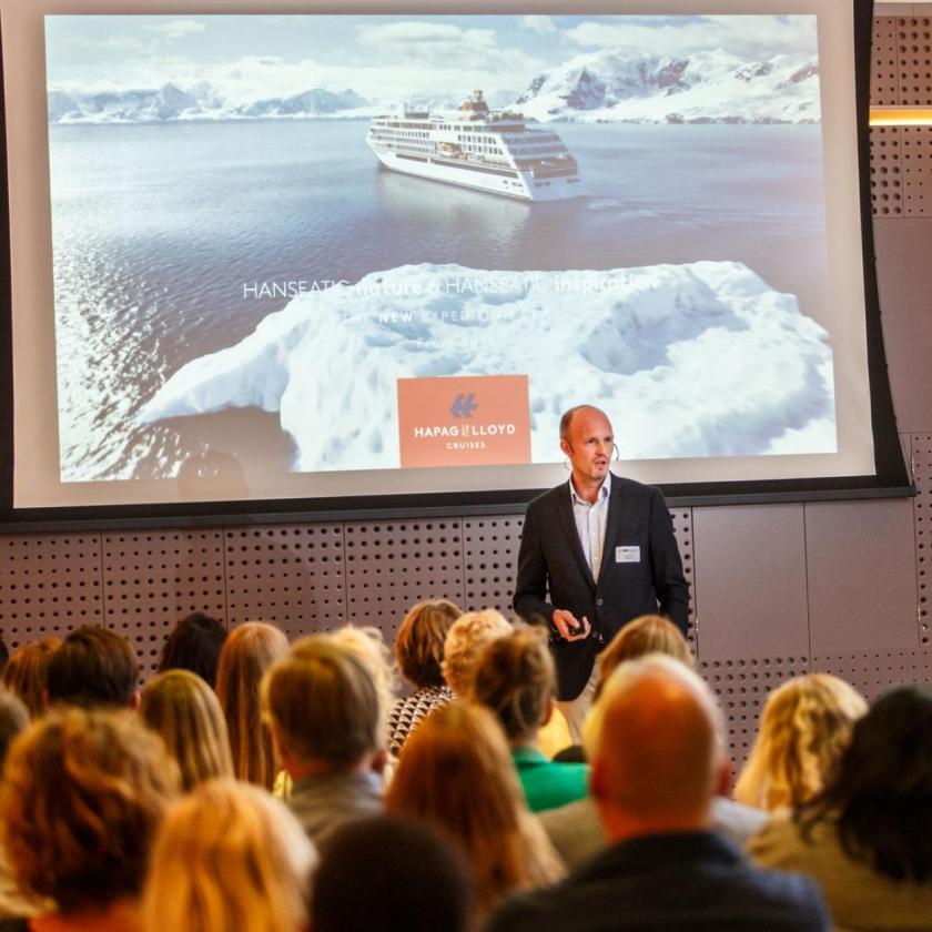 Congres Fotograaf bijeenkomst event Utrecht Jaarbeurs Spreker