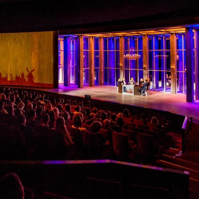 congres fotografie theater hangaar Katwijk