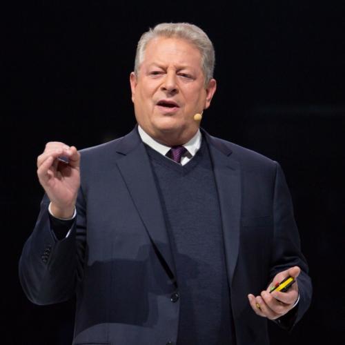 Inspiration 360 evenementenfotografie Al Gore Ziggodome